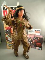 Action Man - 40th Indian Brave With Eagle Eyes - Boxed