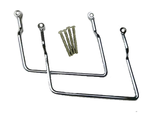 Saddlebag Supports Brackets for Suzuki Boulevard C109 C109R C109RT