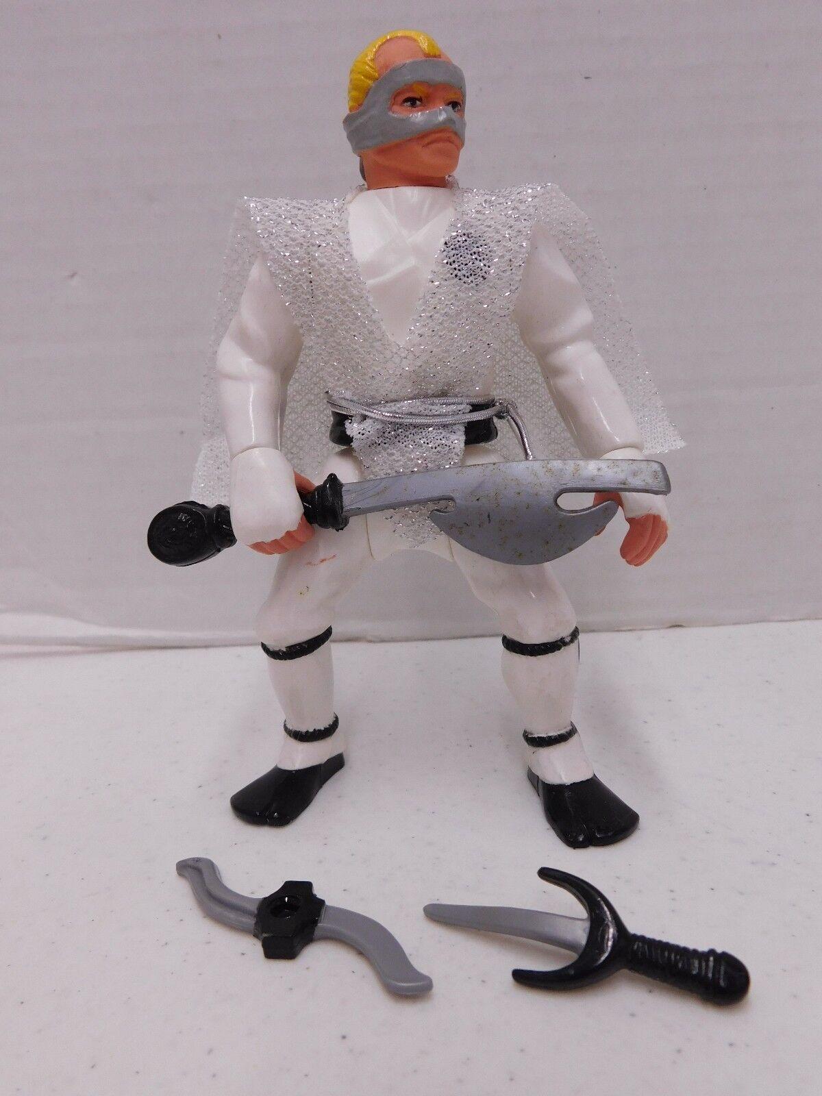 Ninja - krieger feinde des bösen - kan - vintage - action - figur