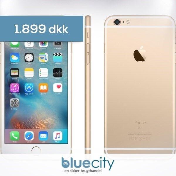 iPhone 6S Plus, GB 16, hvid