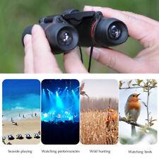Mini Binoculars Telescope 30X60 Zoom Day Night Vision Foldable Travel Hunting