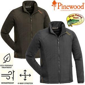 Pinewood-5513-Thelon-Padded-Jacke-Outdoor-amp-Freizeit-Angeljacke-Winddicht