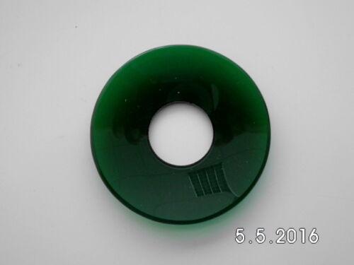 Standard grün Tropfenfänger Tropfschutz aus Glas Wachsfänger Kerzenmanschette