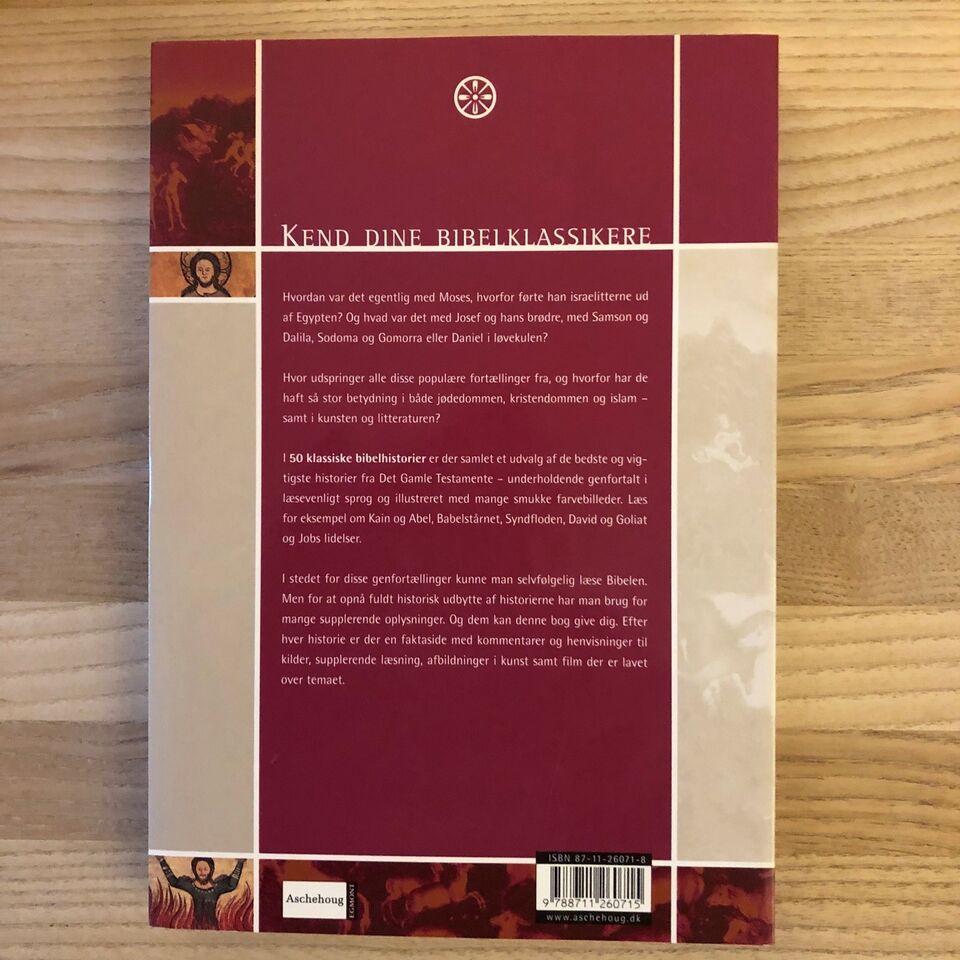 50 klassiske bibelhistorier_, Christian eckl_, emne: