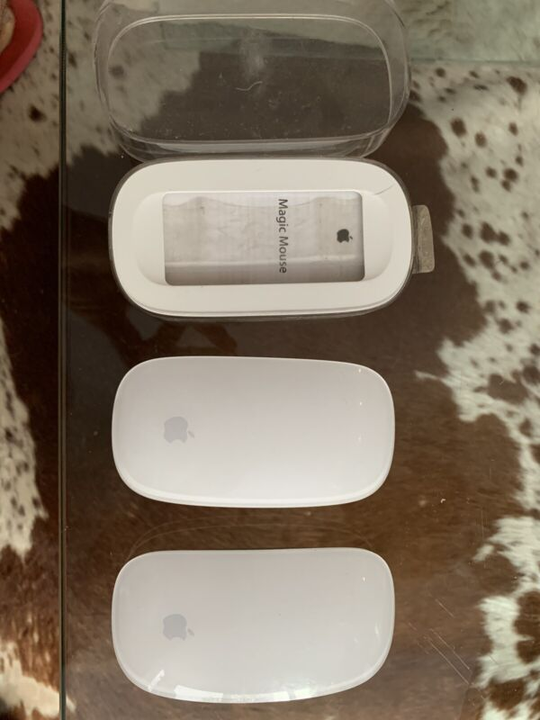 Apple Magic mouse x 2 (both not working)