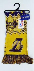 Los-Angeles-Lakers-Scarf-NBA-LA-Basketball-Fan-Winter-New
