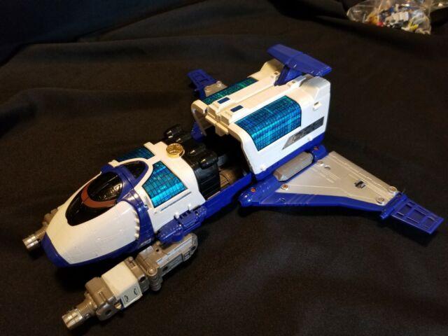 Power Rangers Vehicle/ Robot- Authentic - Clean