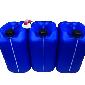 3 x 25 litre 25L 25000 ml plastic bottle jerry can water container blue tap