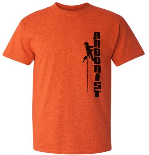 ORIGINAL POLE CLIMBER T-Shirt  Tree Surgery//Arborist//Climbing//Forestry Use