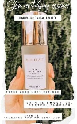 Monat Skincare Skin Revitalizing Essence Replenishing Soothing Pore Perfecting Ebay