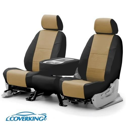 Coverking Custom Seat Covers Premium Leatherette Choose Color And Rows