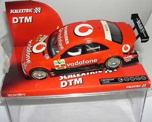 SCX Slot Scalextric 6261 Compatible Mercedes Cklasse DTM Schneider Vodafone N/º2