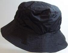 item 1 K-Way Black Bucket Hat Cap zips into bag polyammide travel foldable  hat new -K-Way Black Bucket Hat Cap zips into bag polyammide travel  foldable hat ... dec2d872567