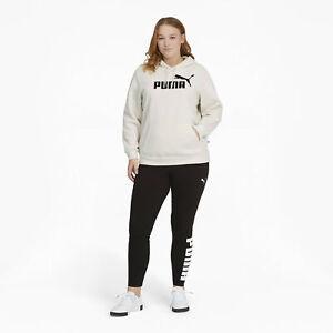 Puma Women's Essentials Logo Hoodie PL