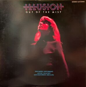 ILLUSION/Out Of The Mist JAPAN ISLAND ILS-80856
