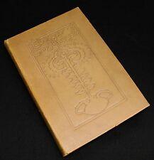 The Rubaiyat of Omar Khayyam. Illustrations by Willy Pogany. First thus, 1909.