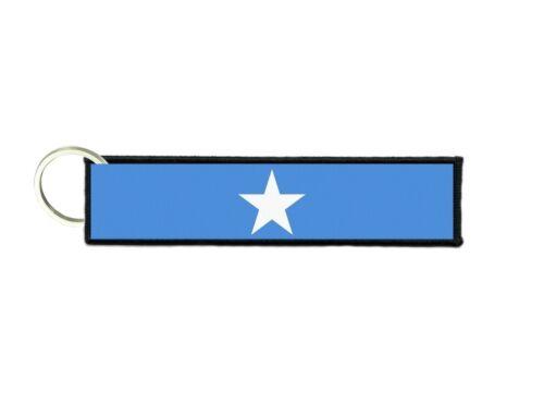 Schlüsselanhänger auto moto anhänger flagge fahne flaggen somalia