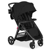 Combi Fold N Go Single Stroller In Black Brand Free Shipping