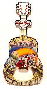 Hard-Rock-Cafe-Yankee-Stadium-New-York-Yankees-Bottle-Opener-Magnet-V14-NEW-HRC