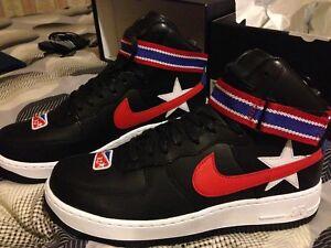 3ceb1e824809 Nikelab Air Force 1 High X Rt Riccardo Tisci Men s Shoe Size 8 Rare ...