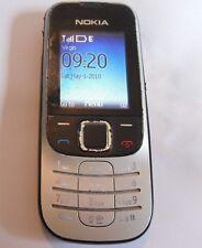 NOKIA CLASSIC 2330-Argento Nero (Sbloccato) Mobile Phone 2330c
