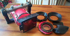 ACCUGEAR ACCUTRONIC SCUBA DIVING CAMERA HOUSING AVH-1 GOOD CONDITION