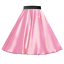Girls-SATIN-Rock-n-Roll-Skirt-UK-1950s-Costume-Grease-Fancy-dress-ROCKABILLY thumbnail 22