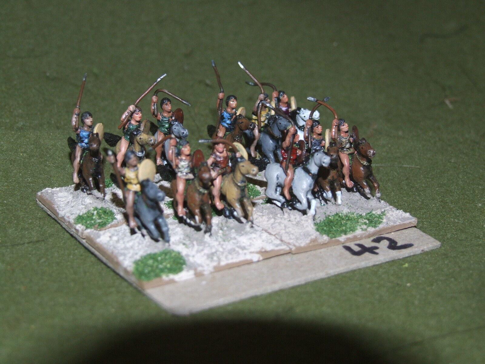 15mm classical   greek - 12 Cavalry - cav (42)