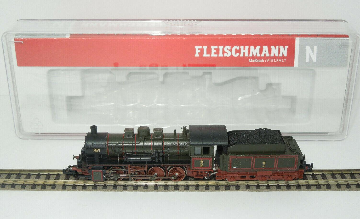 Fleischuomon track N 78383 Ssquadra Locomotive G 8.1 K.P. e.V. Digital DCC (Lo)