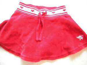 Infant Baby Girls Lot Of 2 Casual Pink Skirts Size 12 Months Euc Baby & Toddler Clothing