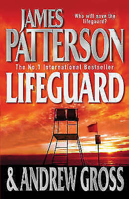 """""""AS NEW"""" The Lifeguard, Gross, Andrew, Patterson, James, Book"""