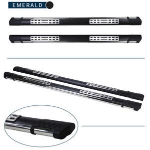 Predellino-Volkswagen-Touareg-Linea-R-7L-03-10-Serie-Emerald-Black-193cm