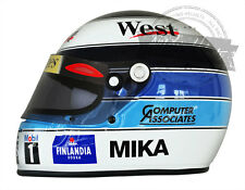 Mika Hakkinen 1999 Formula 1 World Champion F1 Replica Helmet Full Scale 1:1