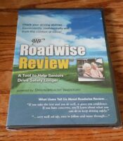 Roadwise Review (pc Cd-rom, 2004) Senior Citizen Driving Safety Brand
