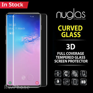 Galaxy-S10-5G-S9-Plus-Note-10-9-8-NUGLAS-Tempered-Glass-Screen-Protector-Samsung