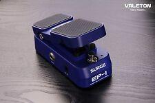 Valeton Surge EP-1 Mini Wah Active Volume Guitar Effect Pedal