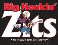Zits: Big Honkin' Zits : A Zits Treasury 6 by Jerry Scott and Jim Borgman (2001, Paperback)