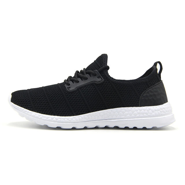 d50143140008 Men Running Shoes Breathable Air Mesh Sports Casual SNEAKERS USA ...