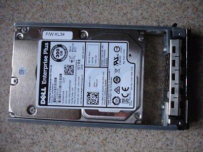"12Gb//s SAS 15K.6 300 GB Hard Drive SAS Dell 09MCC // SEAGATE ST300MP0006 2.5/"""