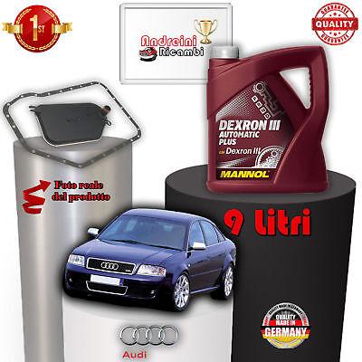 2019 Ultimo Disegno Kit Filtro Cambio Automatico E Olio Audi A6 Ii 2.8 132kw Dal 2000 -> 2005 1014 Fabbriche E Miniere