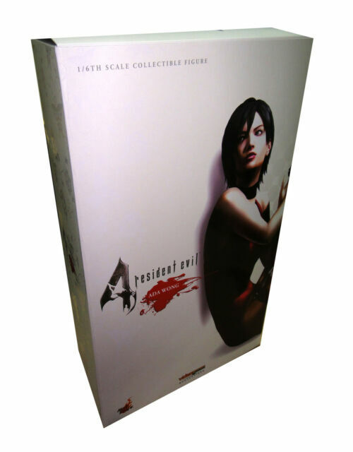 "1//6  Set for Hot Toys Resident Evil Biohazard 4 Ada Wong 12/"" Figure"