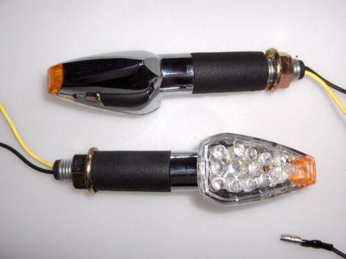 2X LED Suzuki RF900R DR650 SE S C50 M109 Turn Signal Blinker flash for Tail tidy