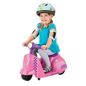 Razor Jr Little Girls Kids Mini Mod 2 Mph Electric