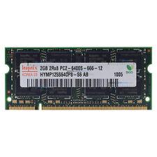 Hynix RAM SO DIMM DDR2 PC2 2GB 6400S 200Pin 800Mhz Speicher Notebook 2G1H64K45