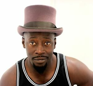 Image is loading Mens-Top-Hat-100-wool-satin-lined-gentlemen- ee0996738fd