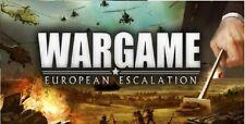 Wargame: European Escalation  Steam key NO VPN Region Free UK Seller