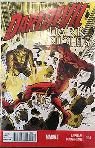 Daredevil-Dark-Knights-4-NM-1st-Print-Marvel-Comics