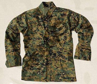 Schnelle Lieferung Woodland Digital Camo Us Marines Usmc Army Marpat Mccuu Jacke Shirt Mr