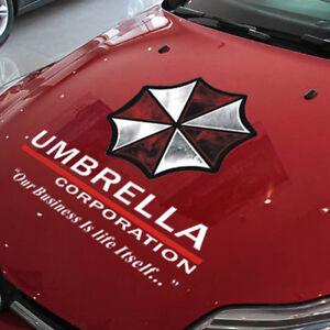 1Pc-Umbrella-Corporation-Decal-Car-Sticker-PET-Auto-Doors-Scratch-Waist-Line-Hot