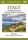 Mendelssohn: Italy Musical Tour (DVD, Jan-2012, Naxos (Distributor))